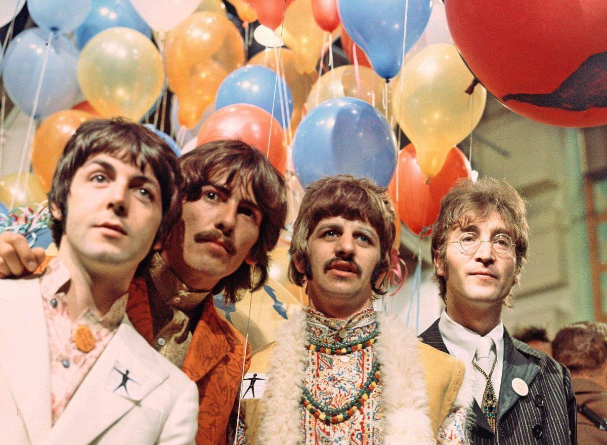 ливерпульская четверка the beatles