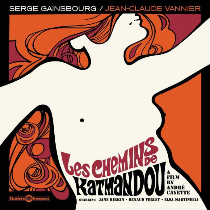 Serge Gainsbourg & Jean Claude - Les Chemins De Katmandou