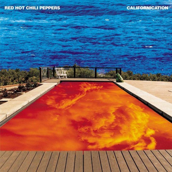 Виниловая пластинка Red Hot Chili Peppers - Californication