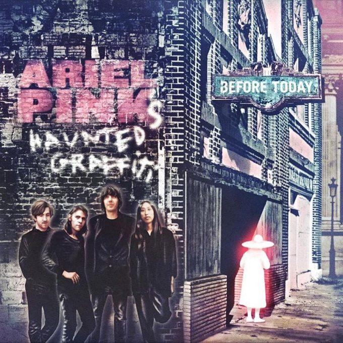 Виниловая пластинка Ariel Pink's Haunted Graffiti - Before Today