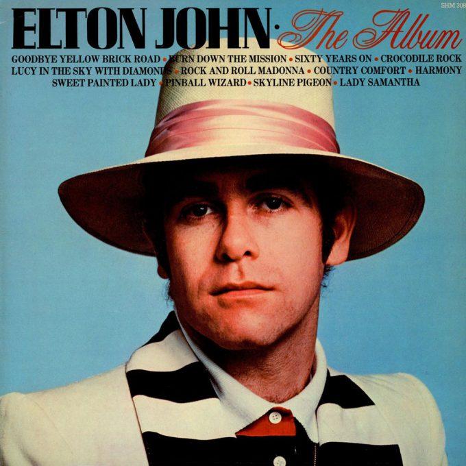Elton John - THE ALBUM