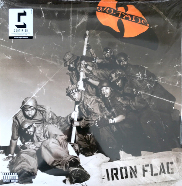 Wu-Tang Clan – Iron Flag