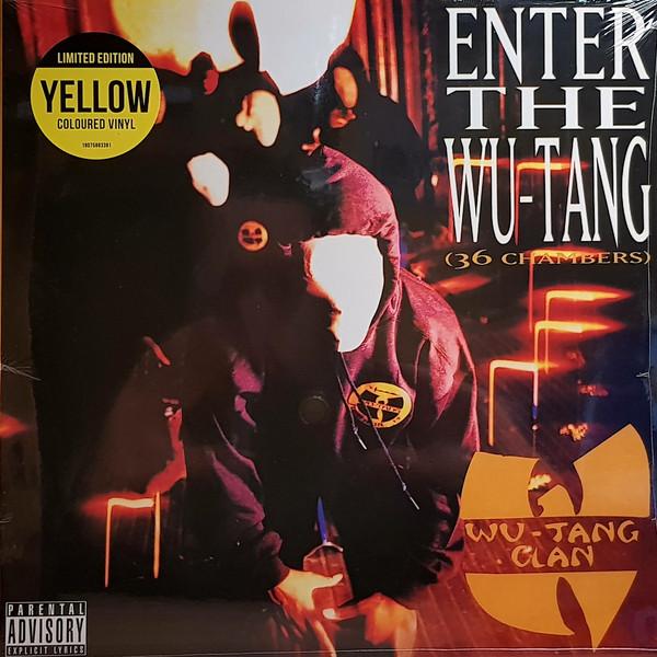 Виниловая пластинка Wu-Tang Clan – Enter The Wu-Tang (36 Chambers)