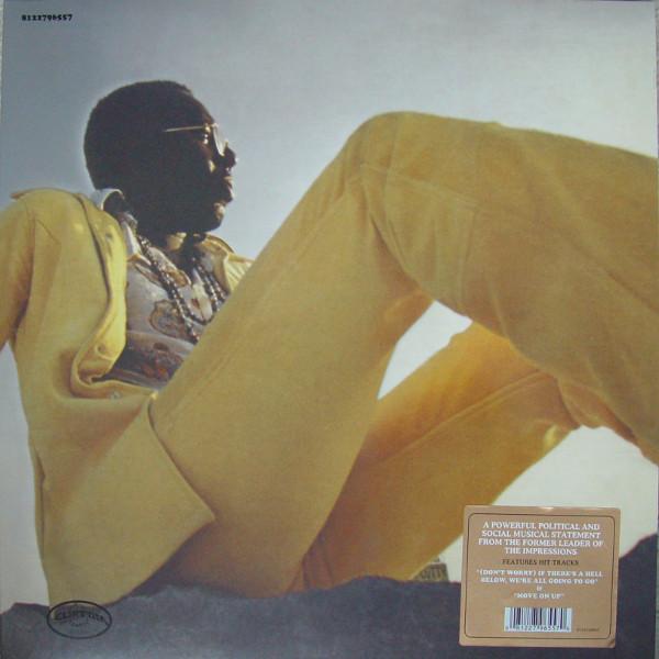 Виниловая пластинка Curtis Mayfield – Curtis