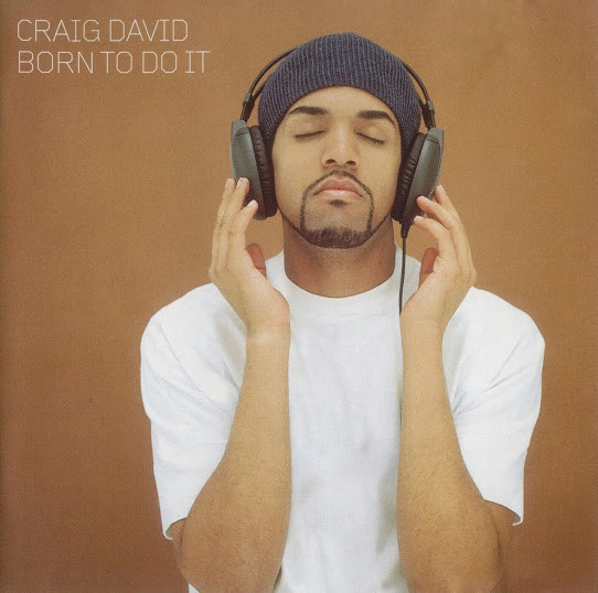 Виниловая пластинка Craig David - Born To Do It