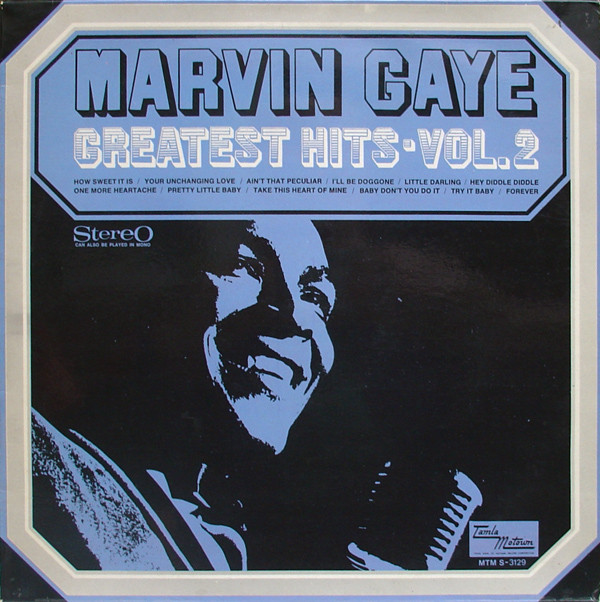Marvin Gaye - Greatest Hits - Vol.2