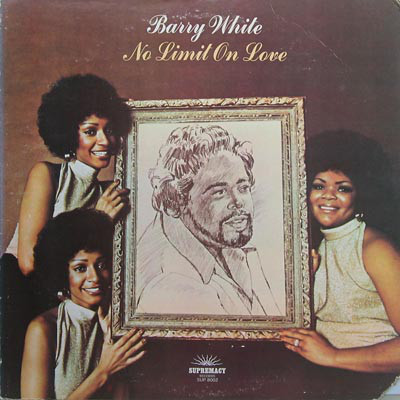 Barry White – No Limit On Love