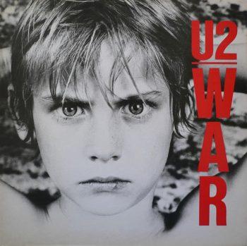 Виниловая пластинка U2 - War