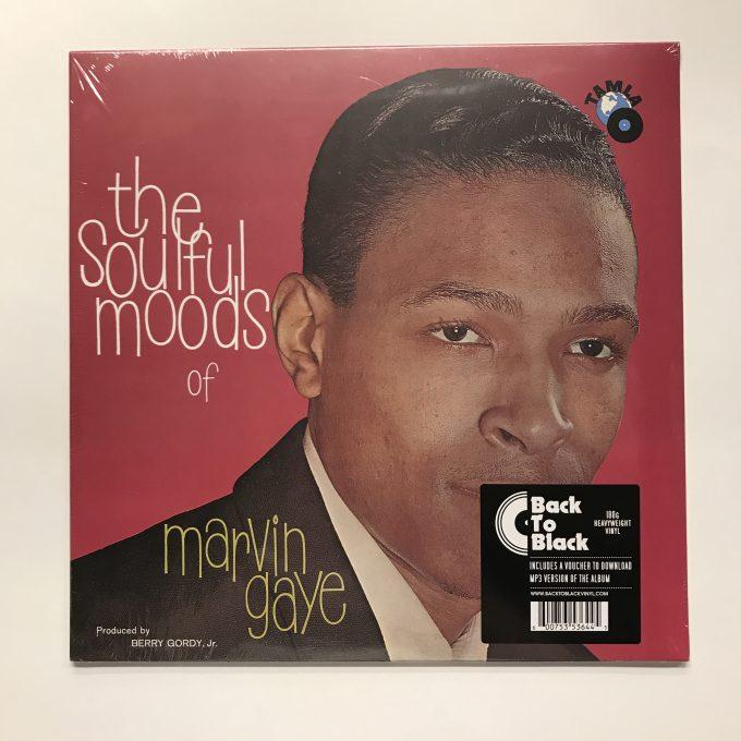 Виниловая пластинка Marvin Gaye – The Soulful Moods Of Marvin Gaye