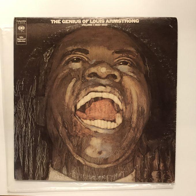 Виниловая пластинка Louis Armstrong – The Genius Of Louis Armstrong Volume 1: 1923-1933