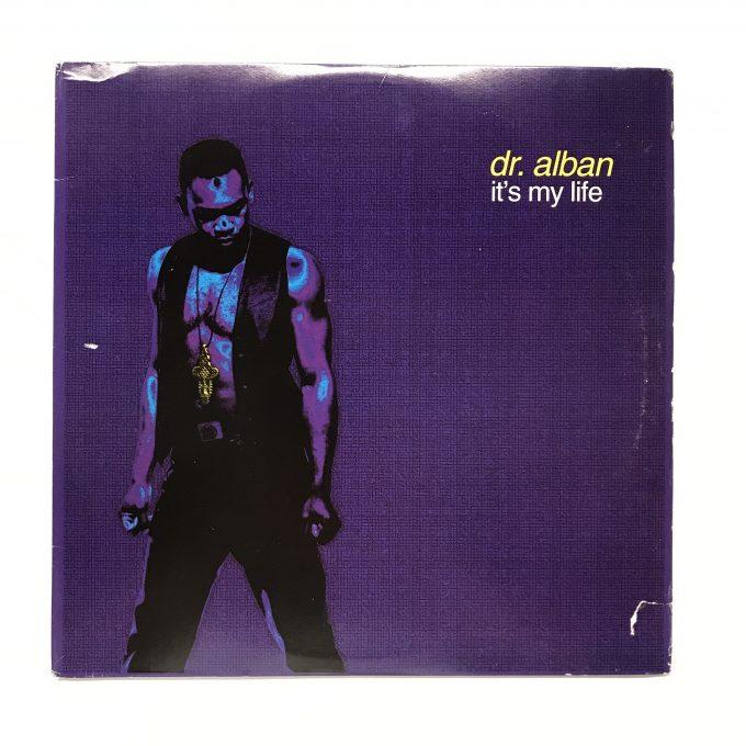 Виниловая пластинка Dr. Alban – It's My Life