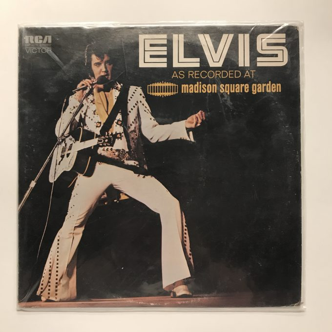 Elvis Presley – Elvis As Recorded At Madison Square Garden