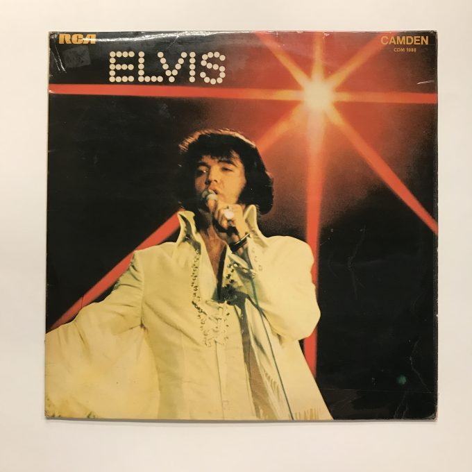 Elvis Presley ‎– You'll Never Walk Alone