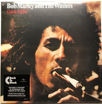 Bob Marley And The Wailers ‎– Catch A Fire