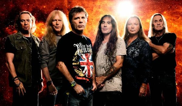 Iron-Maiden виниловые пластинки