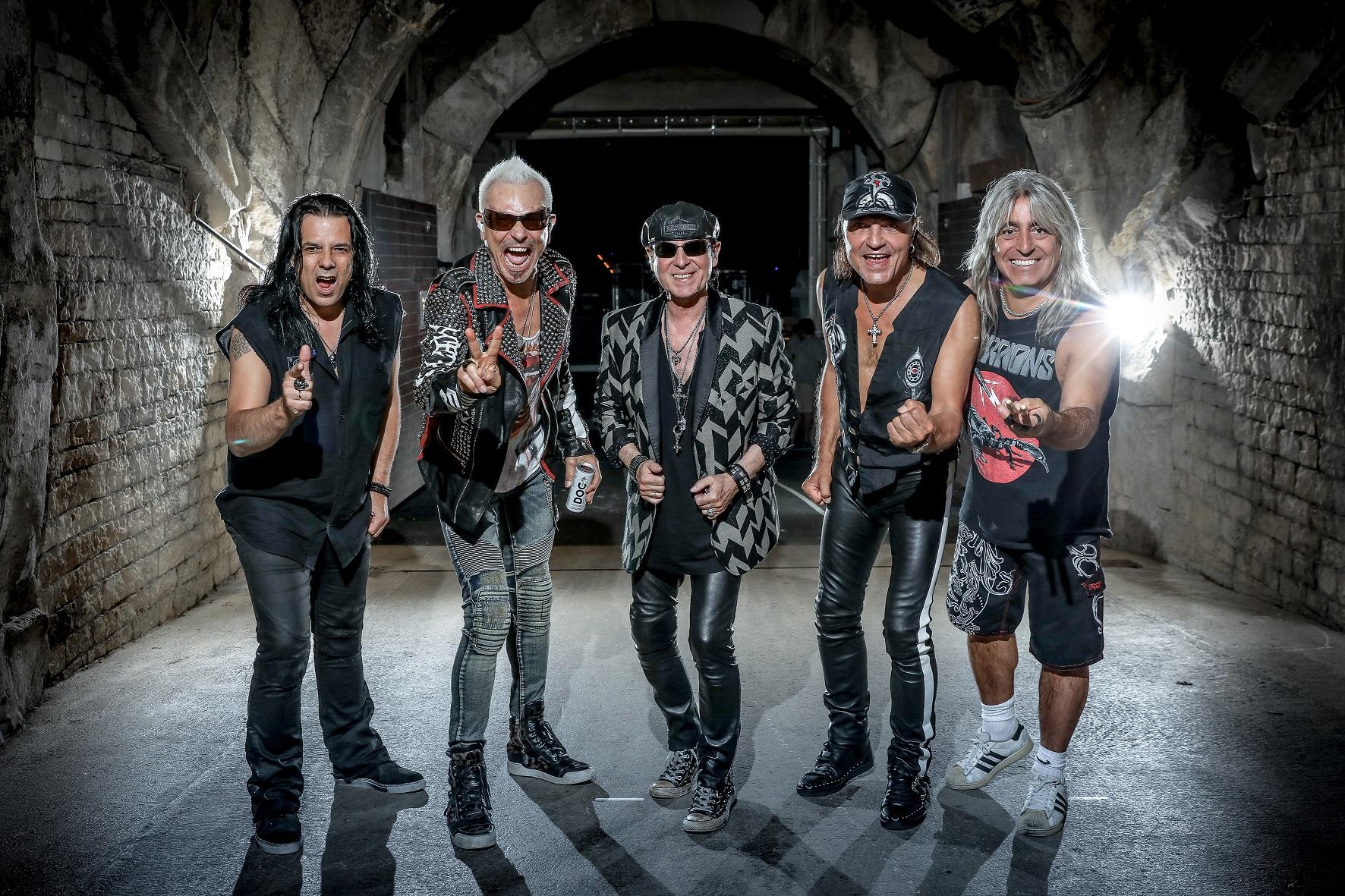 Scorpions-2017 виниловая пластинка