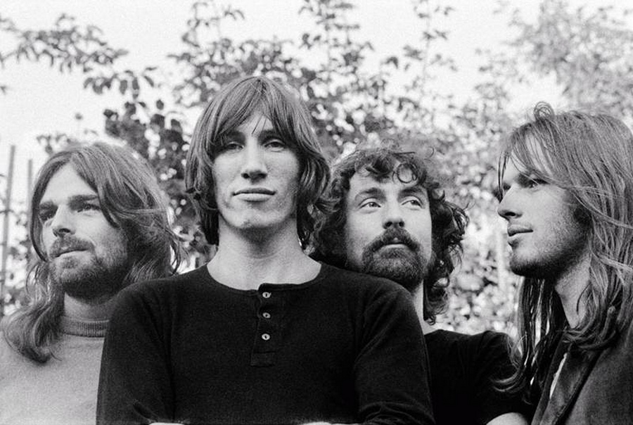 Pink Floyd виниловая пластинка